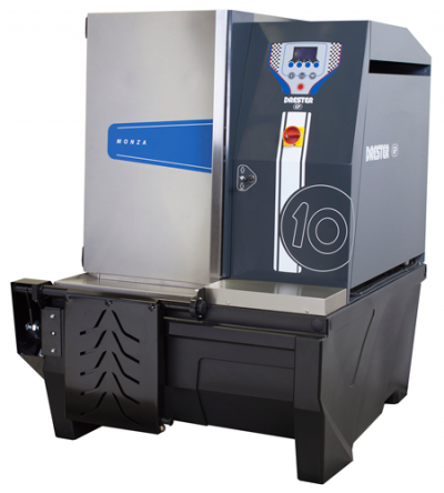 DRESTER GRAND PRIX MONZA 10 Radwaschmaschine